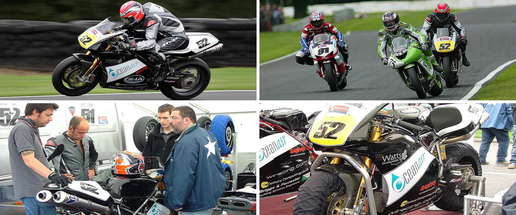 racing ducati 06